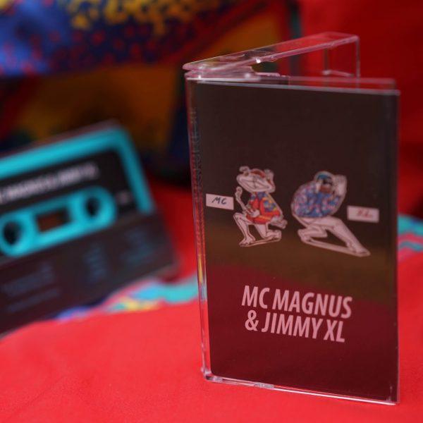 MCXL kassett front