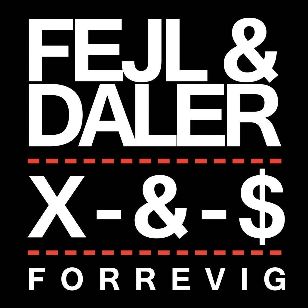 Fejl & Daler - Forrevig coverart